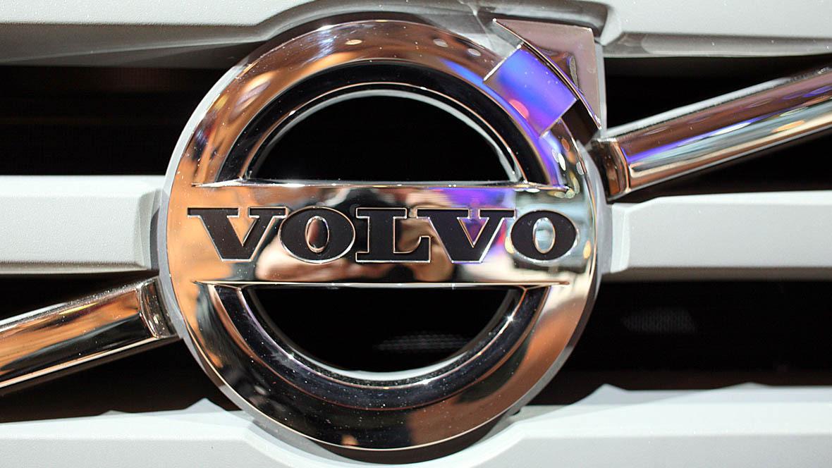Volvo Logo Lkw