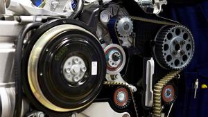 Volvo Geely Motorenproduktion