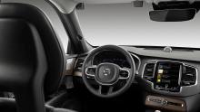 Volvo Sicherheit Fahrerüberwachung