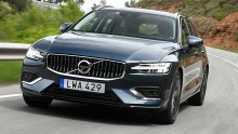 Volvo V60 D4 Automatik