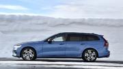 Volvo V60 R-Design Fahrbericht
