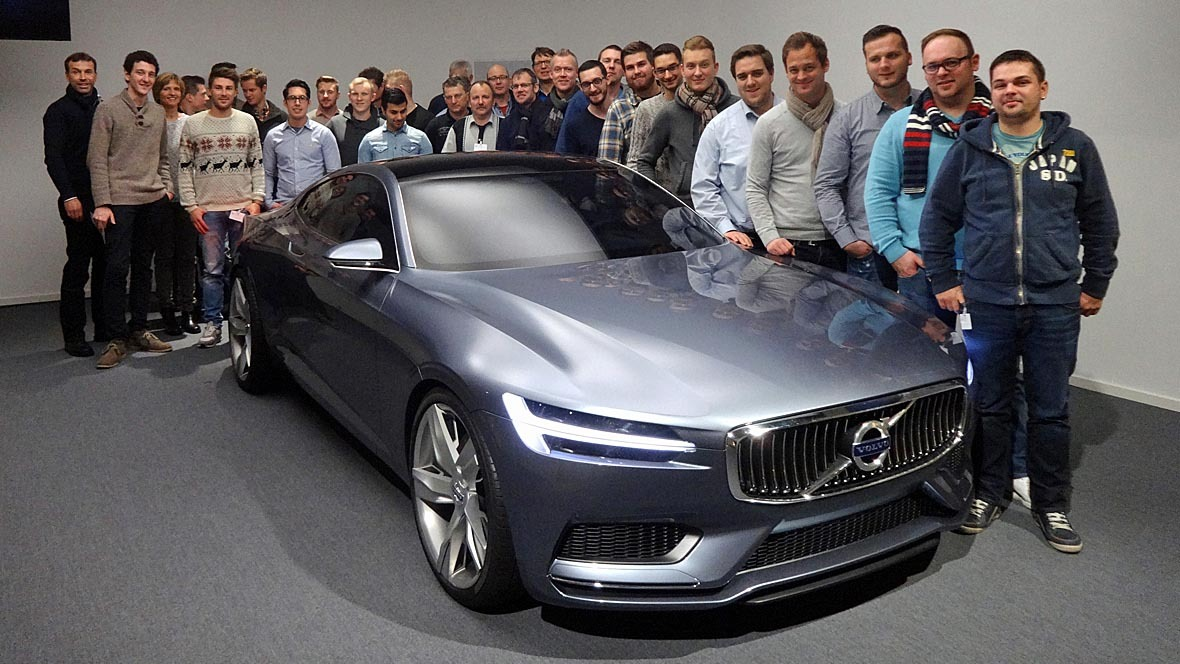 Volvo Vernetzte Ausbildung
