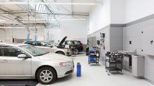 Volvo Vertragswerkstatt