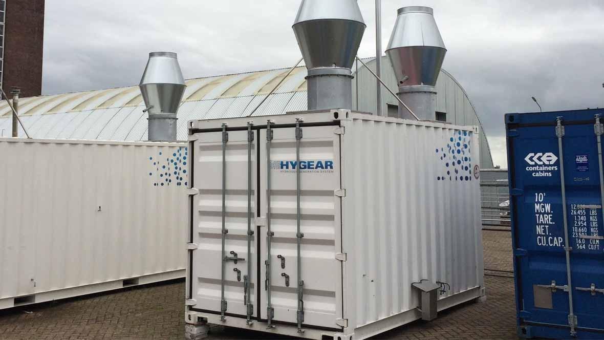 Wasserstoffherstellung aus Diesel