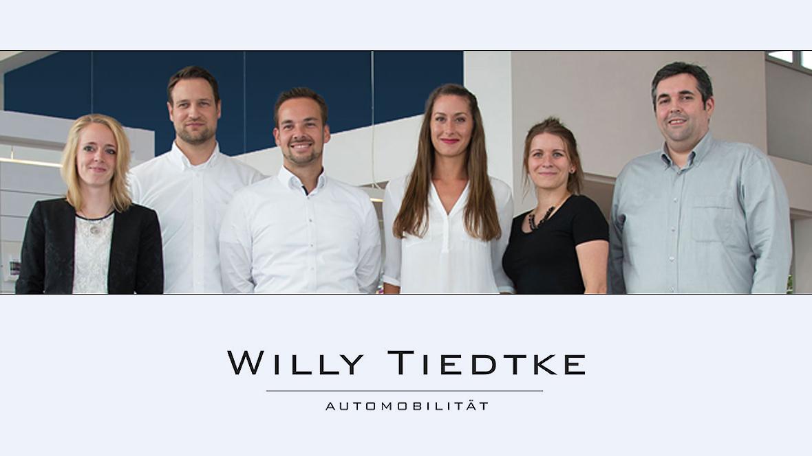 Willy Tiedtke Pleite
