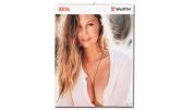 Würth-Modelkalender 2016