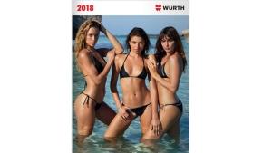 Würth Kalender 2018