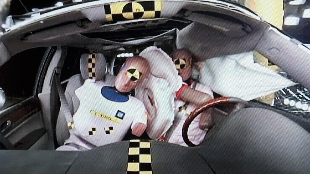 Zentraler Airbag GM
