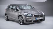 BMW kann auch Van: Auf der AMI in Leipzig feiert der 2er Active Tourer seine Deutschland-Premiere.