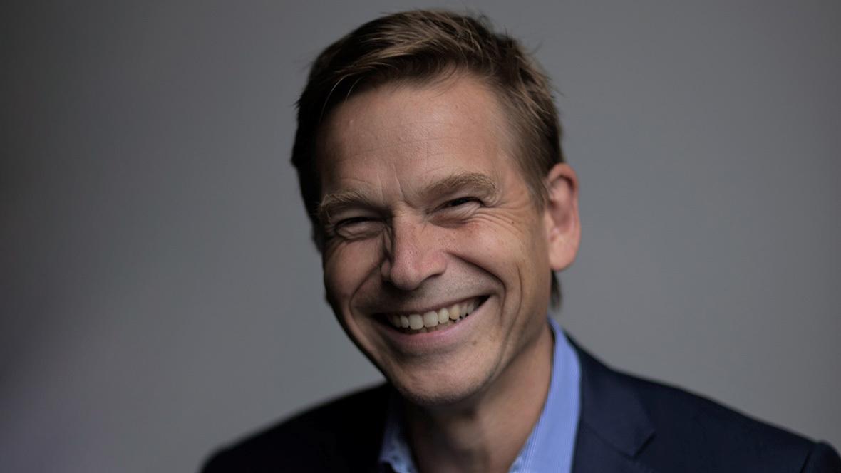 Christian Levin; Scania-Chef