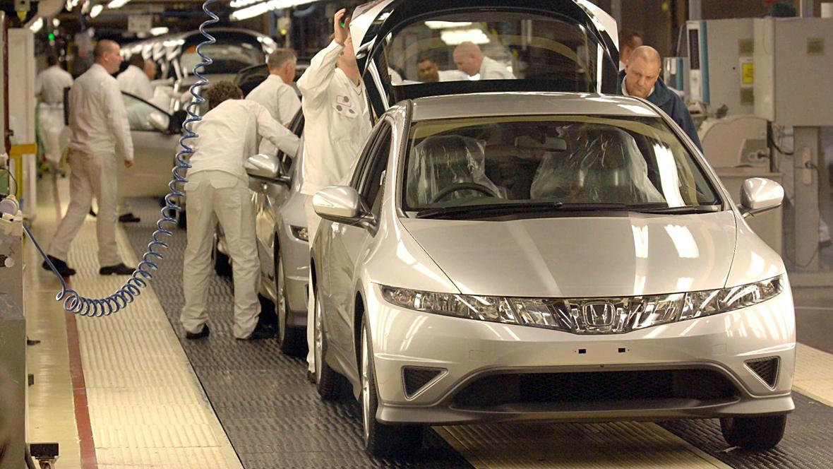 Honda schließt offenbar Fabrik mit 3500 Mitarbeitern im englischen Swindon