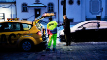ADAC Gelber Engel Pannenhilfe Straßenwacht Batterie
