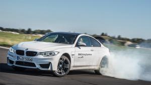 BMW Drifttraining