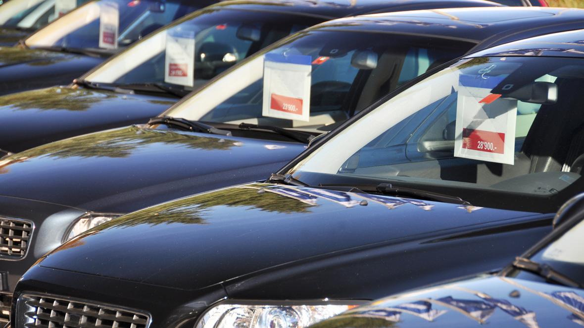 Mobilede Gebrauchte Werden Immer Jünger Autohausde