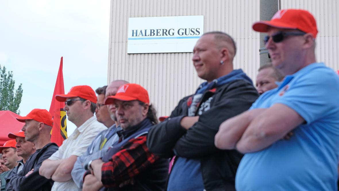 Schlichtung mit Prevent: Streik bei Neue Halberg Guss ausgesetzt