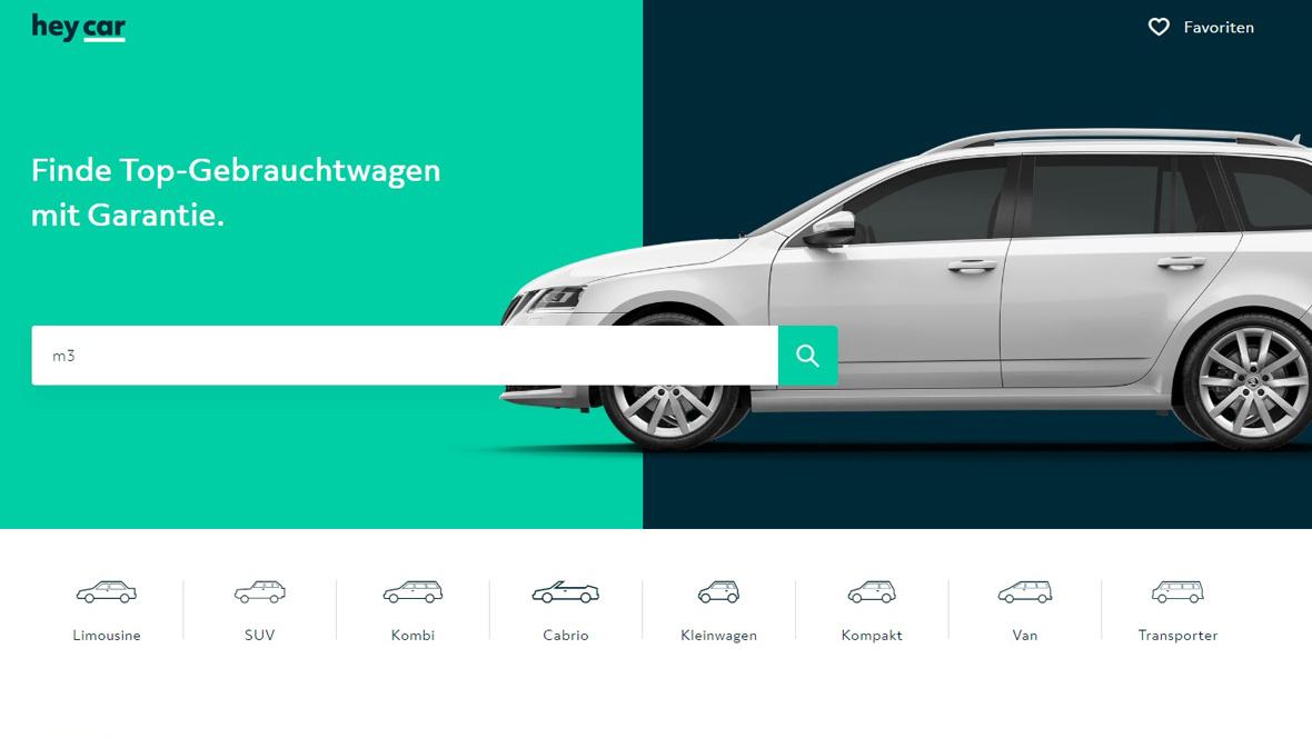 257c78d3fb Daimler steigt bei Heycar ein - autohaus.de
