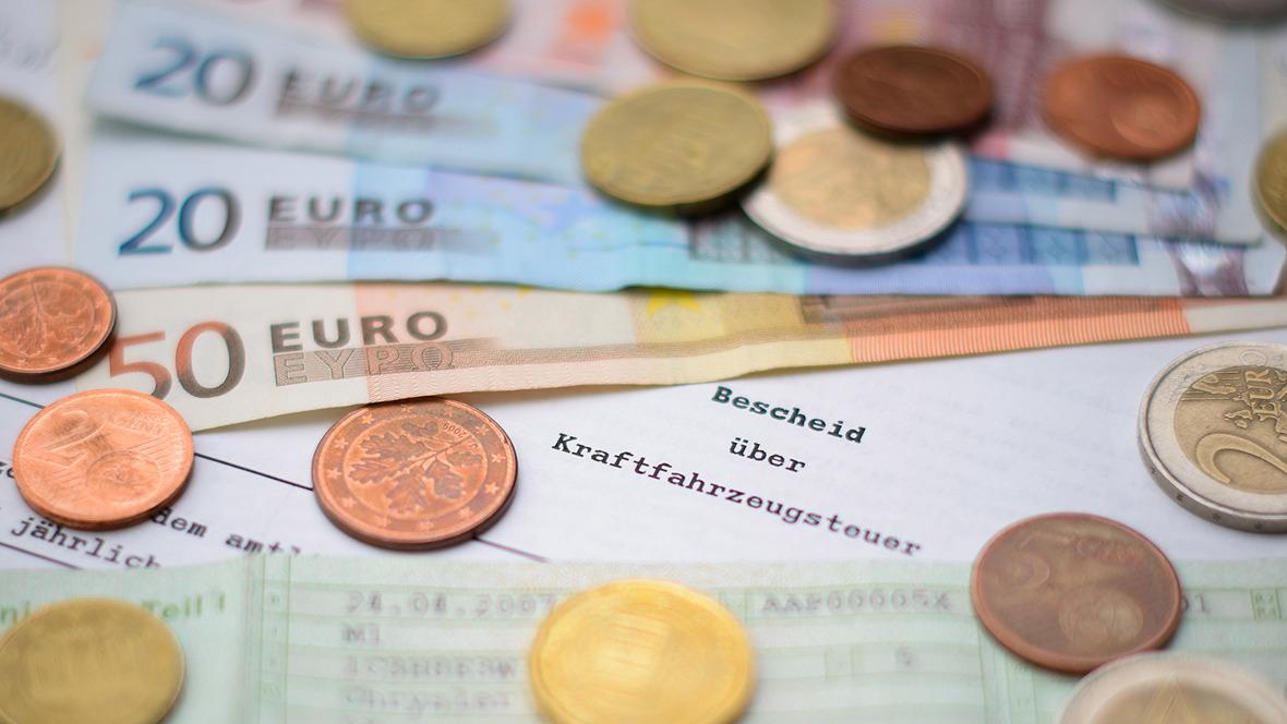 Kfz-Steuerbescheid