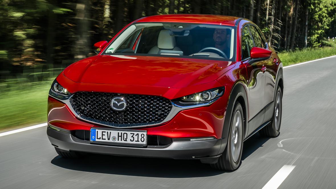 Luckenfuller Mit Anspruch Das Kostet Der Neue Mazda Cx 30
