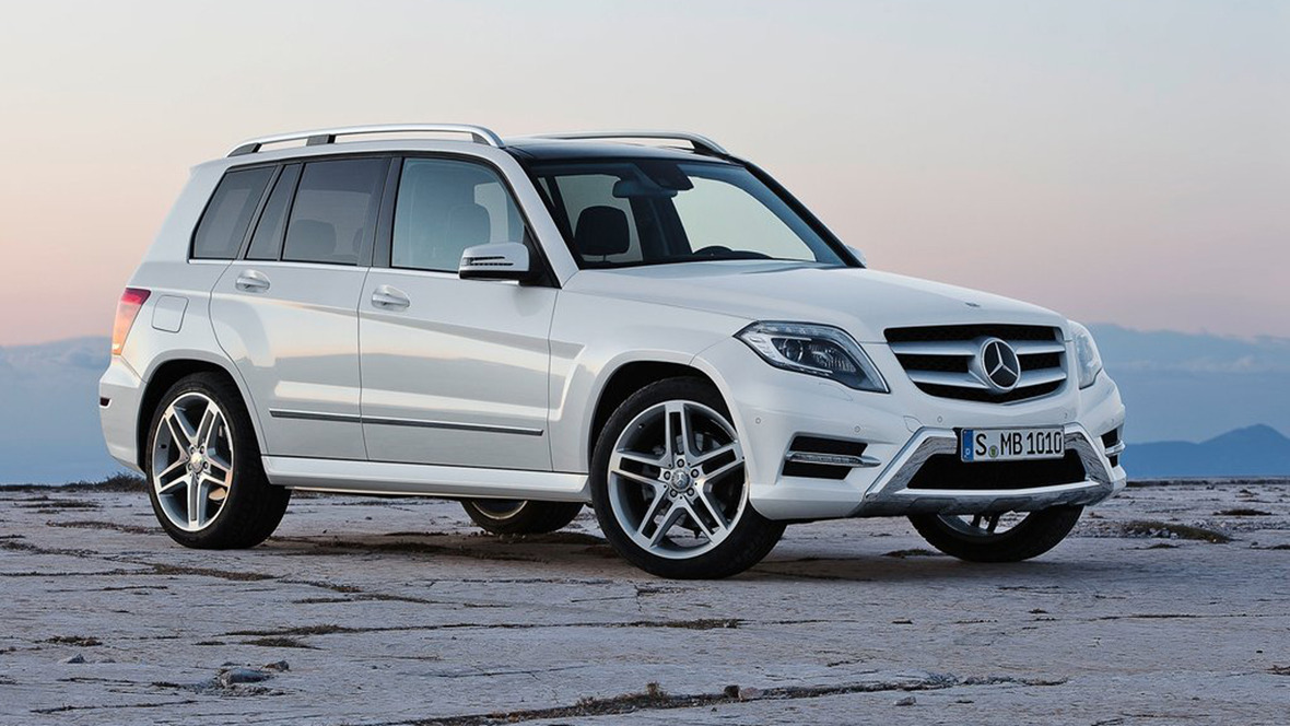 Mercedes GLK                      <br />