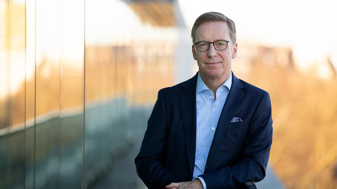 Michael Hüther, Direktor des Instituts der deutschen Wirtschaft