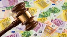 Urteil Geld Finanzen Recht Gesetz Scheine