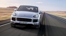 Porsche Cayenne nach dem Facelift