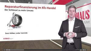 AUTOHAUS next Sven Hölker Reparaturfinanzierung