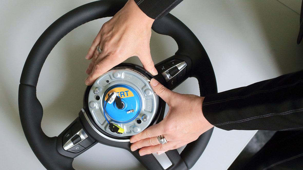Takata Airbag Zünder Rückruf